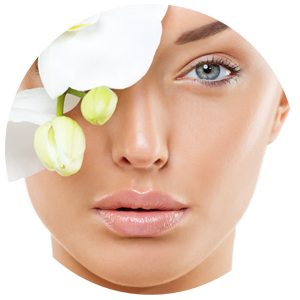 Facials services at beautiful Skin OC